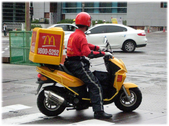 Korean Delivery Food Service